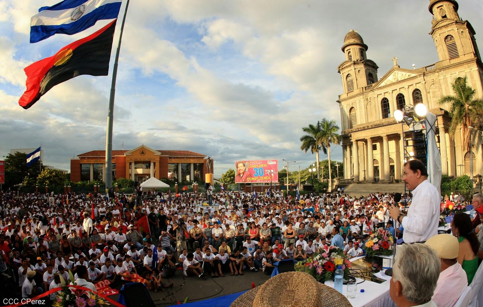 Nicaragua+se+declara+libre+de+analfabetismo+2009